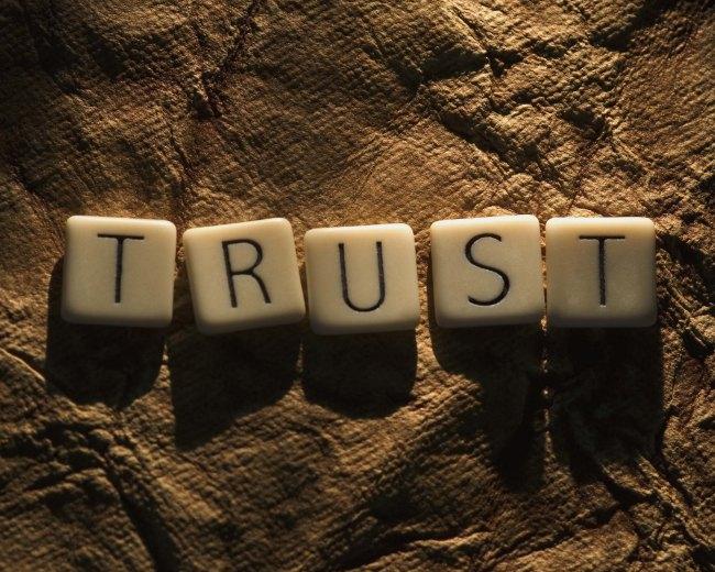 trust tiles