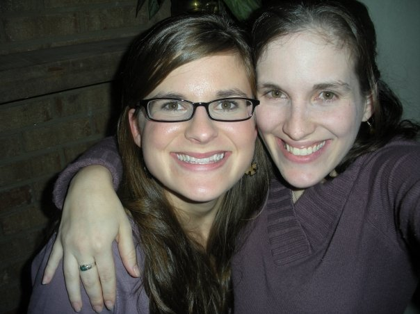 my sister Meghan