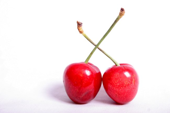 A couple of cherries - marriage