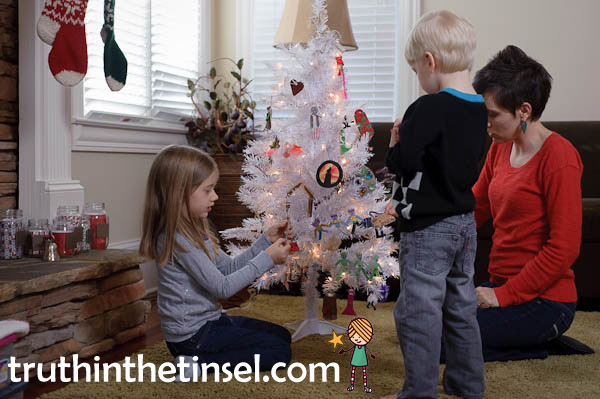 Truth in the Tinsel - Intentional Christmas - Advent Resource