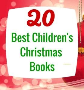 20 Best Children's Christmas Books