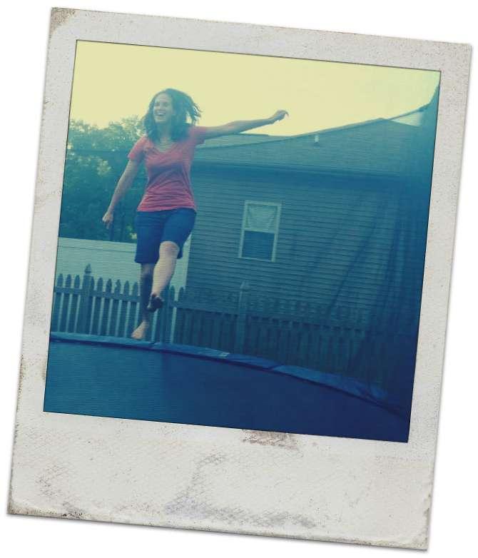 LeeAnn jumping