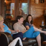FMF Retreat LeeAnn and Janel