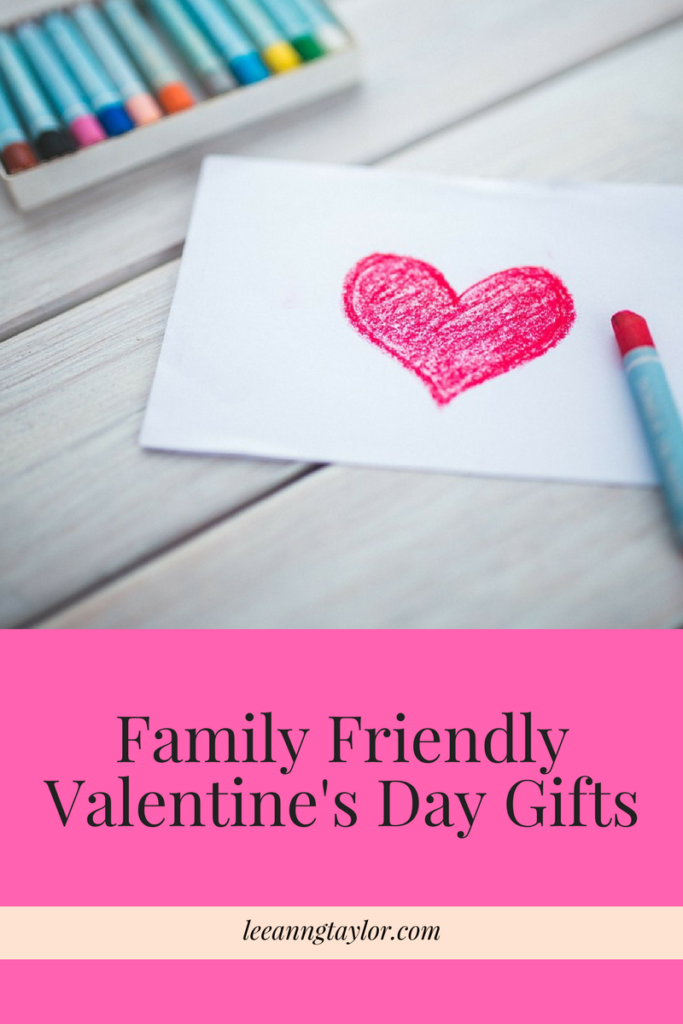Family Friendly Valentine's Day Gifts